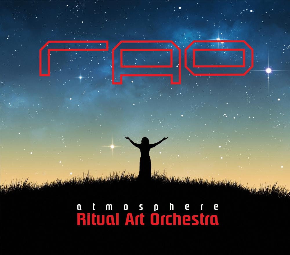 Płyta R-A-O Atmosphere okładka